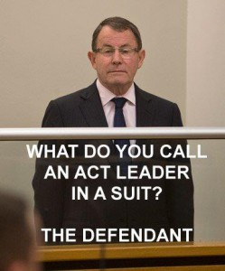 John Banks, Government Minister