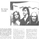 Roxy Music NME 1972 Page 1
