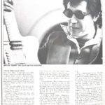 Roxy Music NME 1972 Page 3